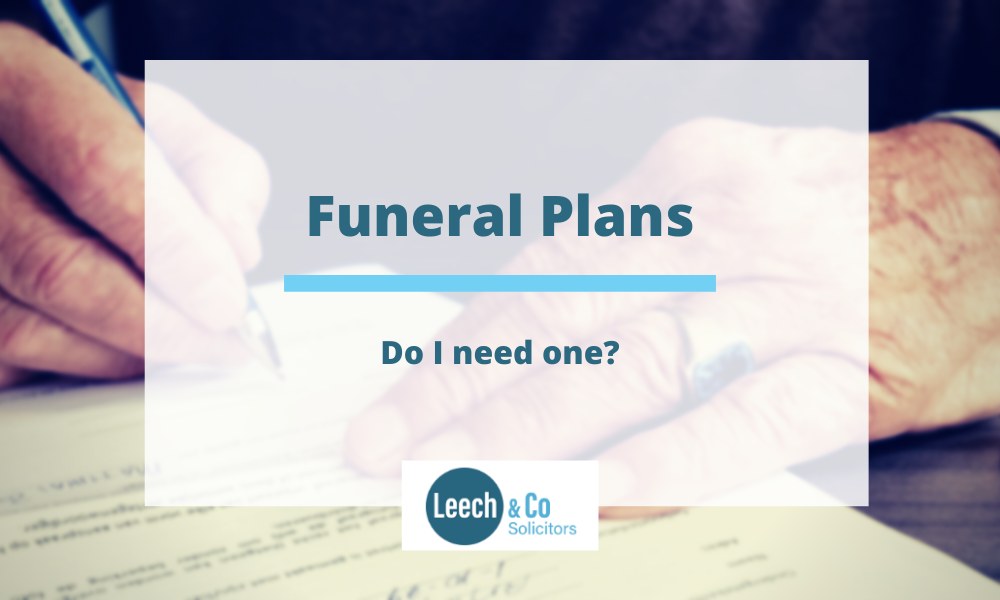 All about Funeral plans