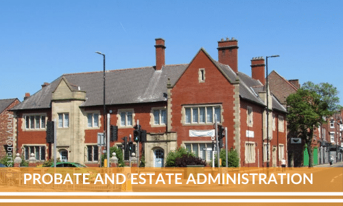Grant of Probate Estate Administration